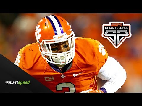 American Football Players tested with SMARTSPEED (HD)