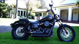 9. 2014 Harley Davidson FXDB Dyna Streetbob
