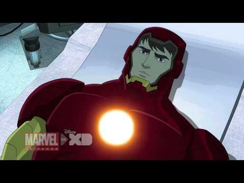 Marvel's Avengers Assemble 2.07 (Clip)