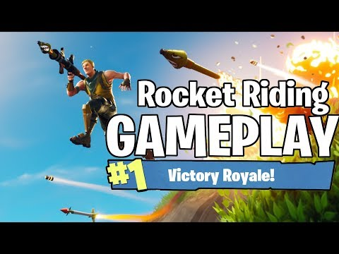 Rocket Ride Gameplay