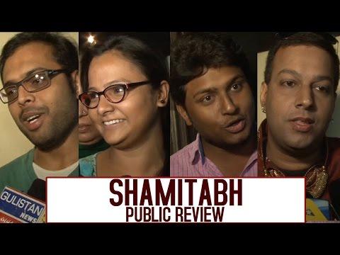 Shamitabh PUBLIC REVIEW