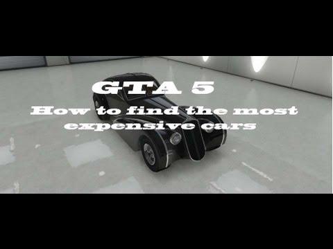 comment trouver la z-type dans gta 5