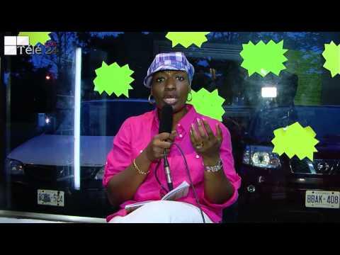TÉLÉ 24 LIVE: CRI SILENCIEUX, Comportement etindaka ba mamans ba bima libanda