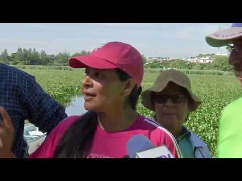 Inicia rehabilitación y recuperación de la Laguna de Lagartos