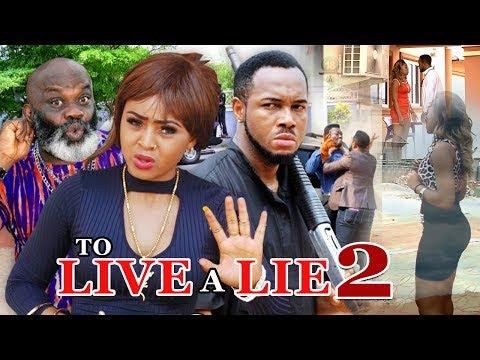 To Live A Lie (Regina Daniels) 2 - 2017 Latest Nigerian Nollywood Movies