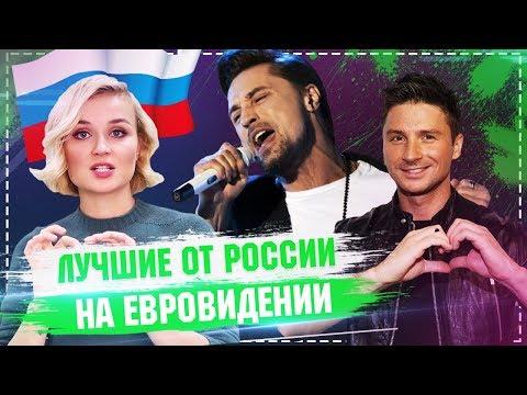 Евровидение лучшие от России / Финалисты евровидения / Победитель евровидения 2018 (видео)