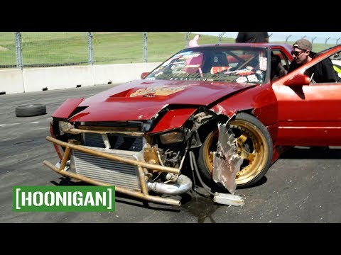 [HOONIGAN] Unprofessionals EP1: Hert and Rob Crash into Each Other