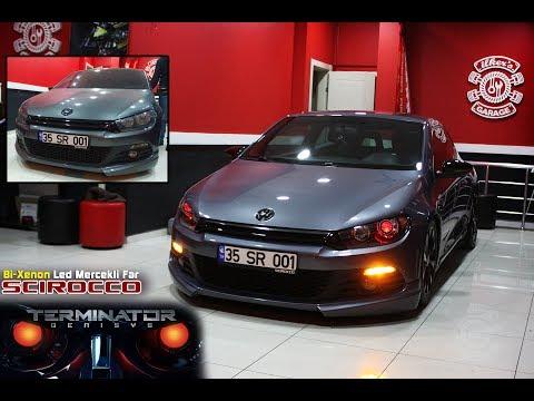 VW Scirocco TSI | Terminator // Modifiye