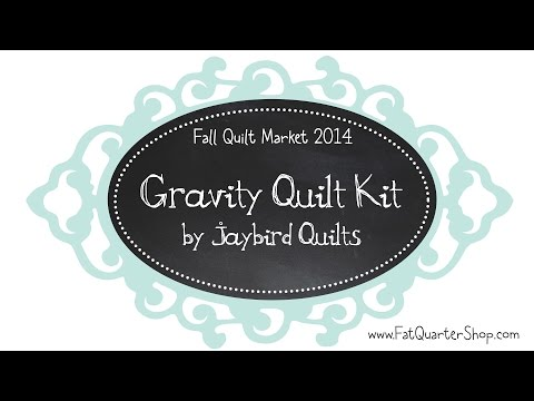 patchwork - the gravity quilt