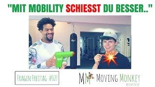 JETZT mit dem kostenlosen Mobility Kurs starten:🐵 ➡️ http://bit.ly/MobilityBasics 🏋🏽♀️🤸🏽♂️🎯Danke an meine Unterstützer 🙏🏽💪🏽 Supplements von AnovonA:🌱 VEGAN http://amzn.to/2ro7XUS🥕 AMINOS http://amzn.to/2sm7GiJ🌐  INFOS https://www.anovona.de/en/aminova.html  http://amzn.to/2sm2TO3Das Video wurde bei Martial Instinct gedreht:🥊 https://www.facebook.com/martialinstinct🤼♀️ http://martial-instinct.de/-🎥 🐒 ABONNIEREN kannst Du hier: goo.gl/VKLWEQ✅ SCHREIB mir: info@leonvictor.de-Mehr MOVING MONKEY:⚪️ Webseite: http://leonvictor.de/🔷 Facebook: https://facebook.com/movingmonkey/🔴 Instagram: https://instagram.com/moving.monkey/🔶 Snapchat: levistaeEmpfehlungen:👞 😎 Vivobarefoot: http://amzn.to/2byoGLa🏋🏽♀️ 👌🏽 Faszienrolle: http://amzn.to/2aP6wWm📖 🤓 Mein Buch: http://amzn.to/1sxFeu7 🎼  Instrumental produced by Chuki:https://www.youtube.com/user/CHUKImusic