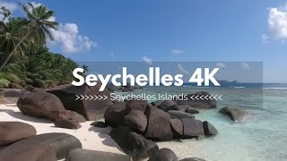 We spent 10 days island hopping in Seychelles and flew our DJI Phantom 4 drone every moment possible. Here's a compilation of some of that footage in 4K! Thi...