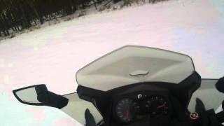 7. 2010 GSX ski doo 600