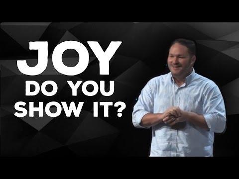 Good Tidings of Great Joy - Mike VanMeter - Dec. 21, 2014