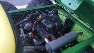 2. 2015  john deere gator 6x4 diesel for