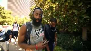 USA Basketball's All-Access Look At Las Vegas Training Camp