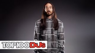 Steve Aoki - Top 100 DJs Profile Interview (2014)