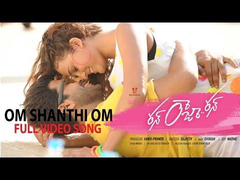 Run Raja Run Full length Video Song | Om Shanthi Om |Sharwanand | Seerath Kapoor