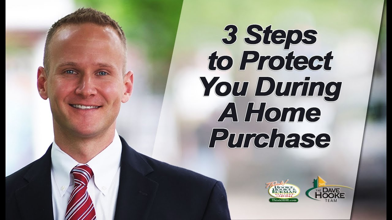 Take These 3 Steps When Buying Your First House
