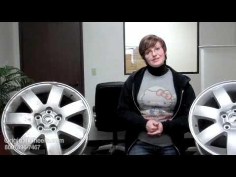 Mariner Rims & Mariner Wheels - Video of Mercury Factory, Original, OEM, stock new & used rim Co.