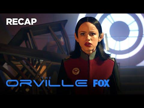 Mission: Firestorm | Season 1 Ep. 10 | THE ORVILLE