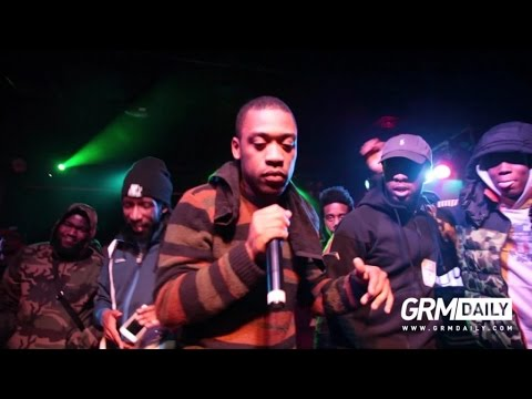 WILEY, SKEPTA, CHIP, STORMZY, JAMMER, LETHAL B & SOLO | SNAKES & LADDERS TOUR GRIME SET @GRMDAILY