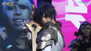 [VIVO] Concurso de Cosplay en Argentina Game Show
