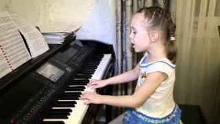 Ветер, не пой мне печальную песню. (Аркадий Северный). Виктория Викторовна 6 лет. Дети поют.