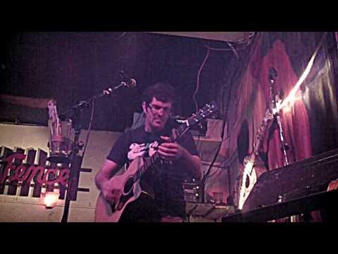 """Dave Kellan covering Duane Allman and Eric Clapton's """"Mean Old World"""""""