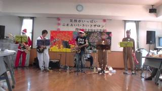Shirako-machi Japan  city pictures gallery : 関ふれあいセンターライブ2015_長生きバンド_翼をください