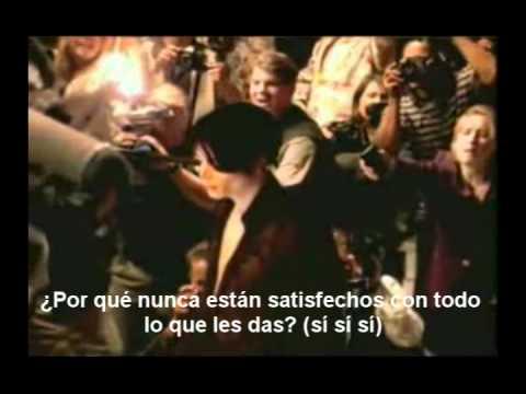 Monster Michael Jackson y 50 Cent con subtítulos en español