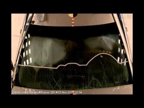 Toyota Camry Toyota Camry 2012 v50 crash-test ncap frontal фронтальный удар