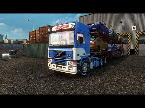 Volvo f16 nor cargo v1.0