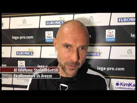"""Calcio, il saluto di Sottili: """"all'Arezzo servono piu' risorse e strutture per il salto di qualità"""""""