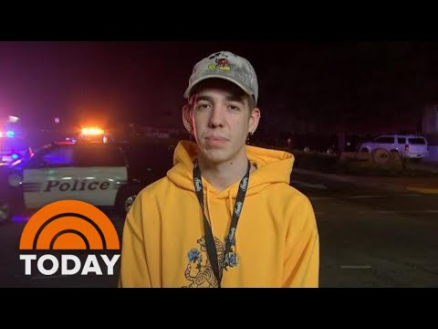 Eyewitness Details Horror In Thousand Oaks Bar Shooting   TODAY