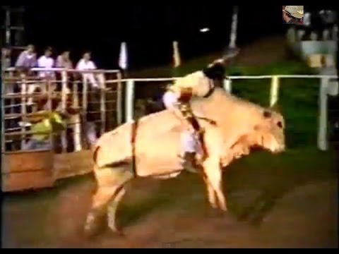 8º Encontro de Cowboys - Santa Rita d' Oeste SP 1991