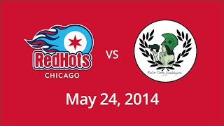 Chicago vs Guadalajara - May 24, 2014