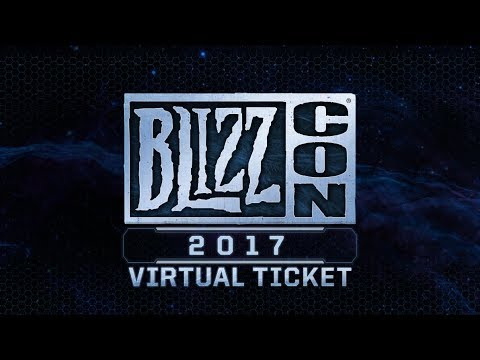 Blizzcon 2017 Virtual Ticket