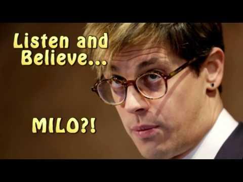 Listen And Believe... Milo?! (видео)
