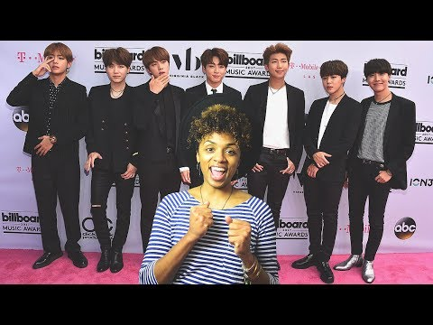 BTS OWNED the Billboard Music Awards