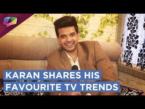 Karan Kundra Shares His Favourite TV Trends