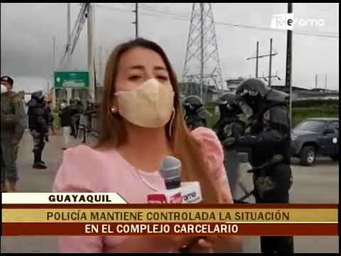 Guayaquil al Instante 26-02-2021