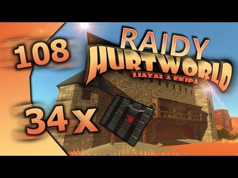 #108 Hurtworld - Raid 34xc4 w 5 na 8 ?!?! Lecimy hardcorowo !!! /z Ekipą