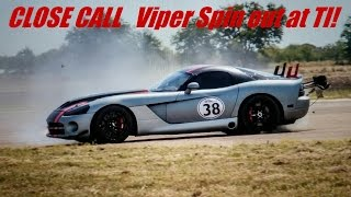 Viper Spin out! (POV) Texas Invitational - Fall 2015