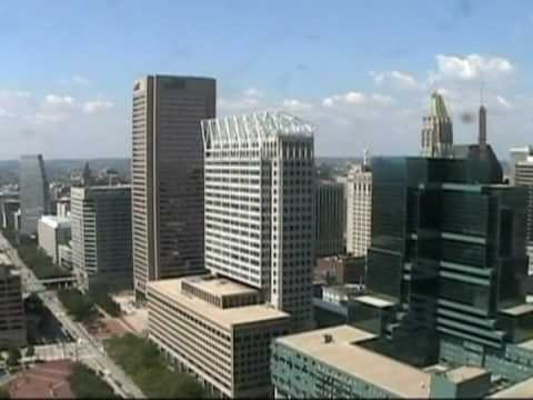 Maryland - Shot on September 11, 2005. The video begins as I drive into downtown Baltimore past Camden Yards. The video then shifts to the waterfront as I walk along Pi...