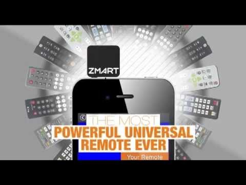 Viatek Launches New Zmart Remote for both Android and Apple Devices at CES Show in Las Vegas