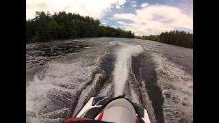 1. 2013 Sea-Doo Wake 155