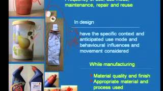 Mod-08 Lec-33 Design Process Involving