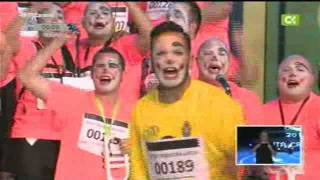 MURGA LA TRAVIATA 2016 - RUNNING - DESPEDIDA