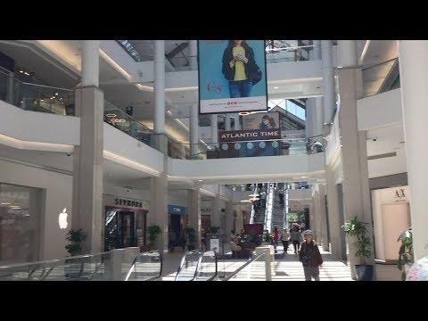 MALL TOUR 2018: Cambridgeside Galleria (Cambridge, MA)