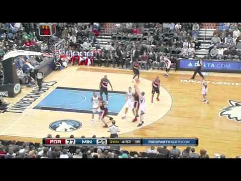 Portland Trail Blazers 108 – Minnesota Timberwolves 98